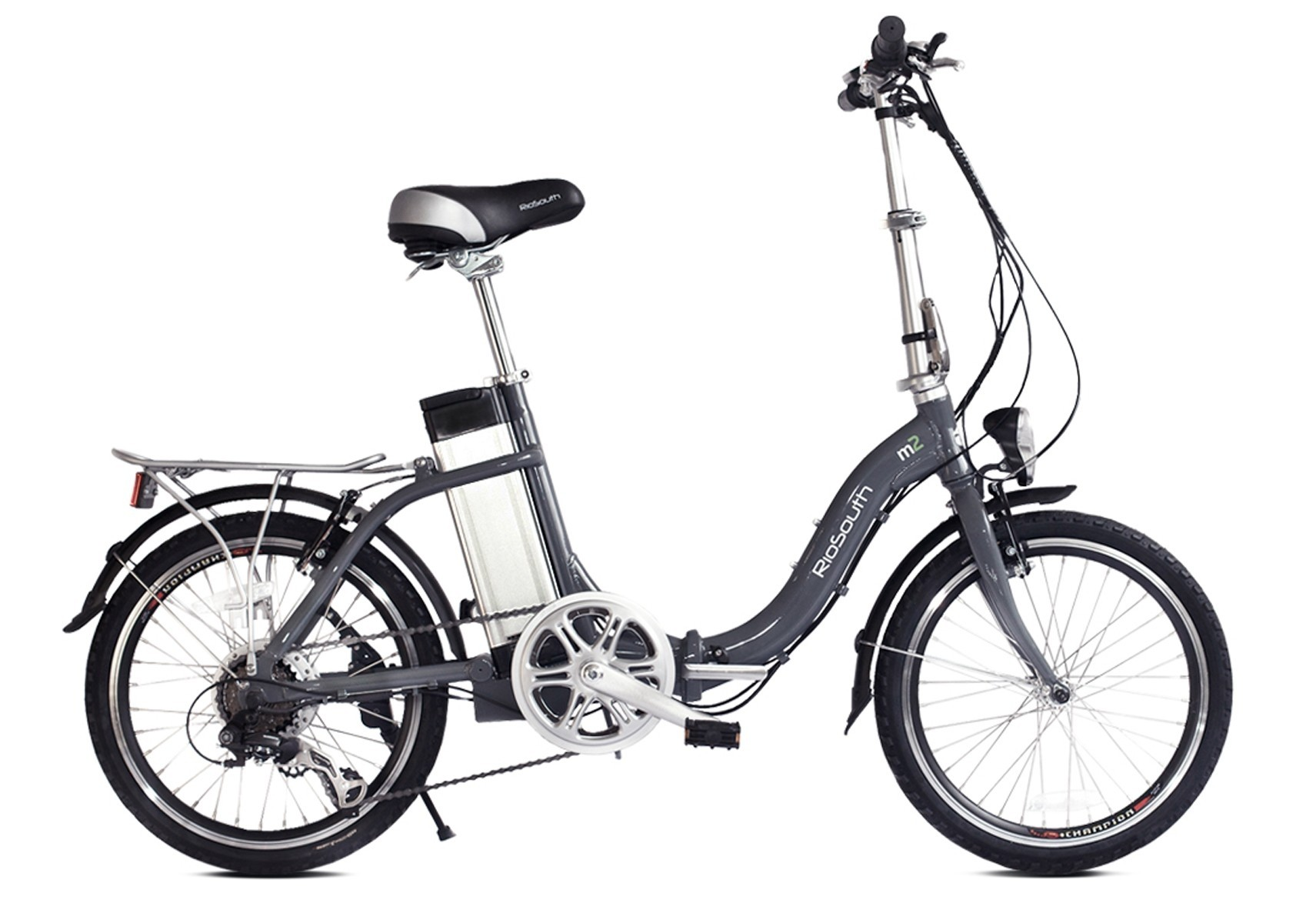 Bicicleta Elétrica Dobrável RioSouth M2