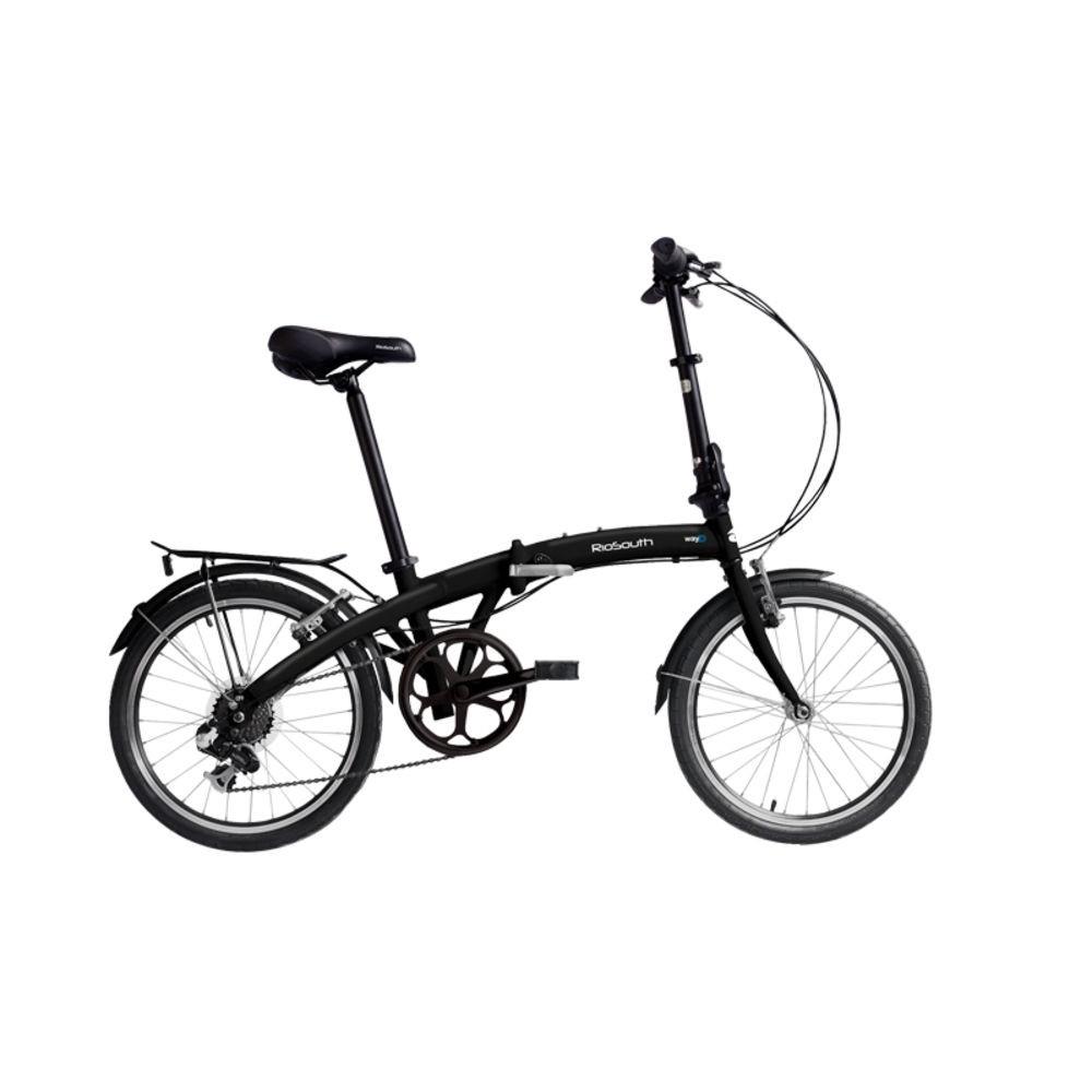 Bicicleta RioSouth Way - D Dobrável - Aro 20