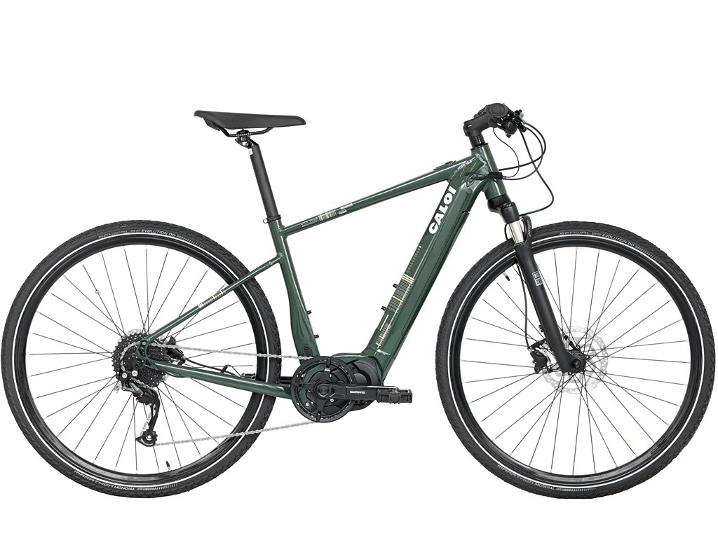 Bicicleta Caloi E-Vibe City Tour 2021