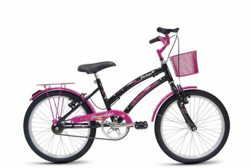 Bicicleta Bikeland Flowers Aro 20