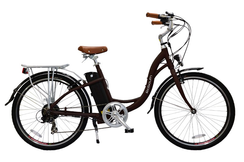 Bicicleta Elétrica RioSouth Joy Aro 26