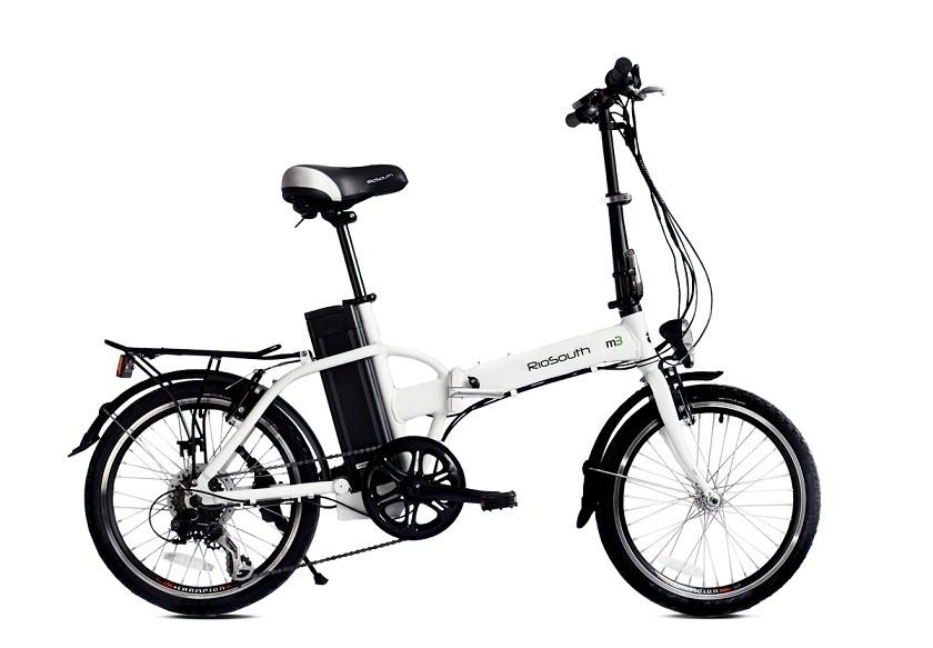 Bicicleta Elétrica Dobrável RioSouth M3