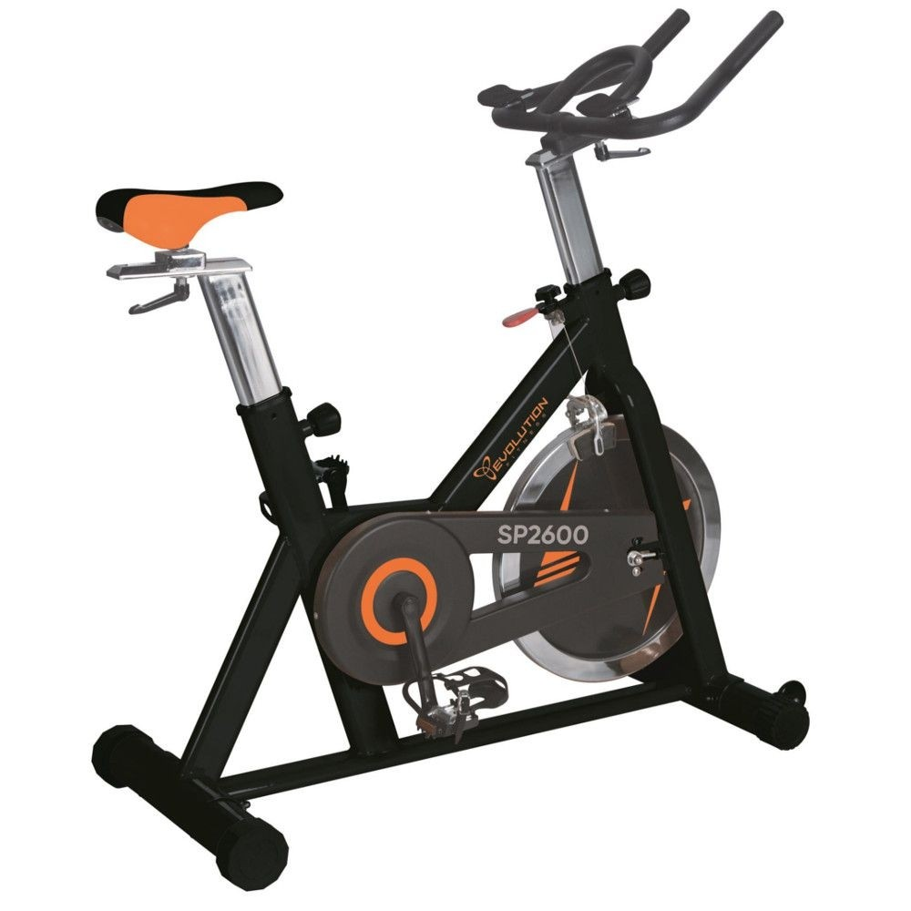 Bicicleta Spinning Evolution Profissional SP2600